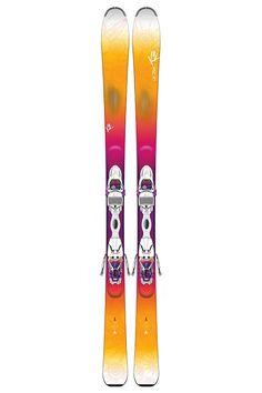 2018 K2 Pinnacle JR Skis w// Fasttrak 7.0 Bindings