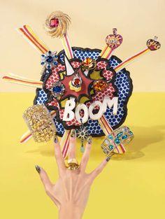 Vogue UK December 2012