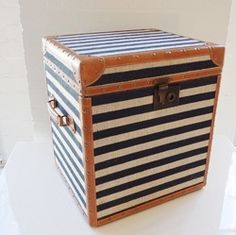 trunk...use it as a side table?