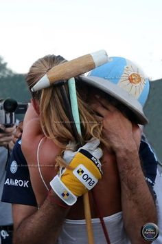 Adolfo Cambiaso after winning this year's Argentine Open