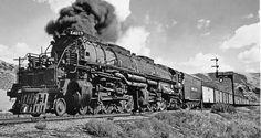 big boy trains
