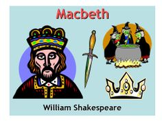 Macbeth committed big sin: he killed for his own ambition the king and told himself that this was told to him by the witches that was he did it. he didn't come with the idea himself.