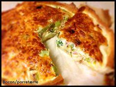 Den der strombolidej, ikke? Den kan bruges til ALT - her som tærtedej! Ingredienser Tærtebund: 140 g revet ost (jeg bruger Arla's 16% revet mozarella) 5-6 spsk pofiber (fåes i de fleste hels...