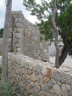 1000 images about piedra en seco on pinterest - Cerramientos de piedra ...