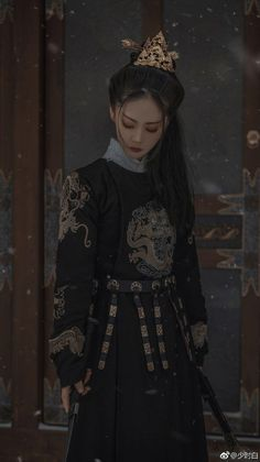 My Hanfu Favorites Pictures of hanfu (han chinese clothing) I like. About Tags Replies Where to Buy Hanfu Traditional Fashion, Traditional Chinese, Chinese Style, Traditional Dresses, Hanfu, Oriental Fashion, Asian Fashion, Chinese Fashion, Kleidung Design