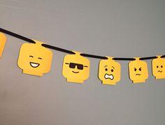 Lego Party Banner Mais
