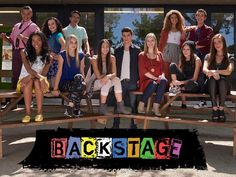 On March 18, Family Channel will premiere their newest show, Backstage — a TV show that follows a group of talented teens at an exclusive art school.