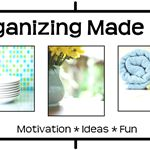 Organizing Made Fun: Happy Blogversary to me!! A FANTASTIC giveaway to celebrate!