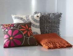 Carrick Pillow and Throw Pack #print throw pillows