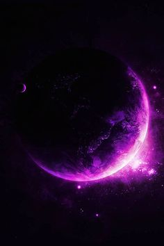 Purple planet glowing in the heavens - iphone wallpaper tons de roxo, planos de fundo Wallpaper Space, Apple Wallpaper, Trendy Wallpaper, Galaxy Wallpaper, Pretty Backgrounds, Pretty Wallpapers, Wallpaper Backgrounds, Wallpaper Ideas, Mobile Wallpaper