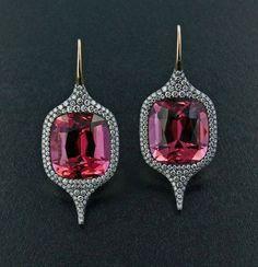 Pink Tourmaline Jewelry - Alain.R.Truong