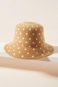 Finn Cosy Bucket Hat | Anthropologie UK