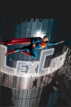 SUPERMAN: THE MAN OF STEEL #90 by Doug Mahnke