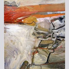 Richard Diebenkorn 'Berkeley No. 46′