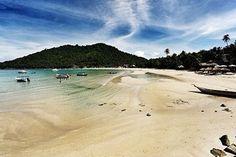 Perhentian kecil Islands, Malaysia