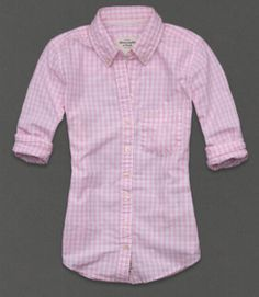 d64fe7433 Camisa Abercrombie AF9007 All American Clothing, Womens Clearance, Abercrombie  Fitch, Polka Dot Top