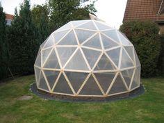 DiY Geo Dome, Greenhouse