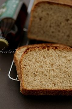 Barm bread (chleb na zakwasie piwnym)