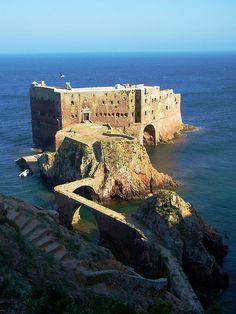 ✮ Berlengas island, Peniche, Portugal