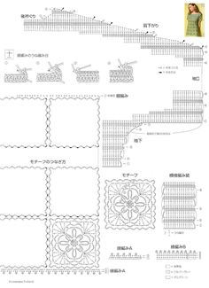 Crochetpedia: Crochet Shirt Blouse Patterns 2