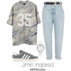 Basic Colors: Jimin