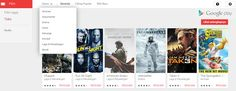 Google Play Kini Hadirkan Layanan Streaming Movies