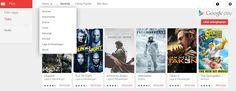 Google Play Kini Hadirkan Layanan Streaming Movies