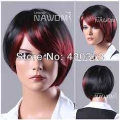 AliExpress red hair highlights online shopping site,the world largest red hair highlights retail shopping guide platform,offers red hair highlights buying guide online wholesale price promotions and the real user comments. Weave Hairstyles, Girl Hairstyles, Cheap Wigs Online, Black Women Celebrities, Red Hair With Highlights, Celebrity Wigs, Cute Hair Colors, High Quality Wigs, Hair Fixing