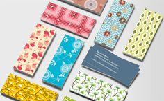 mini moo business cards .