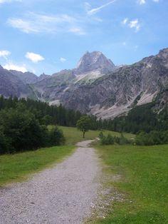 Austria: ready to start climbing!
