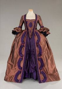 1748 Sometimes I wish I could live in this time period because I love the fashions