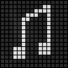 Tonematrix. Easy game for musical creation. Easy to play and easy to share.