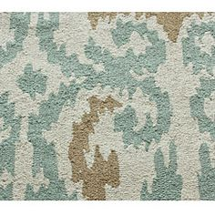 @Overstock - This area rug rug is crafted with easy-to-clean yarns that prevents shedding, unlike wool. This area rug features a variety of modern shades that will enhance your decorative scheme.http://www.overstock.com/Home-Garden/Handmade-Luna-Ikat-Rug-5-x-8/6208891/product.html?CID=214117 $167.99