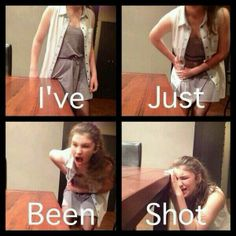 Short people problems...all the time.