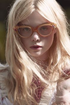 I'll try to find glasses like these for my daughter if they are required :P