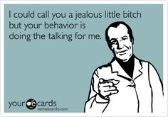 everyone knows you are so extremely jealous of me. we have had quite a few good laughs from your desperation :)