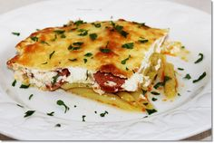 Csőben sült zöldbab debrecenivel | Fotó: gizi-receptjei.blogspot.hu - PROAKTIVdirekt Életmód magazin és hírek - proaktivdirekt.com