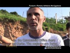 """Employment among Roma, Ashkali and Egyptians"" is a documentary that elaborates the problems these communities face compared to those of the majority community.   http://kfos.org/employment-among-roma-ashkali-and-egyptians-video/"