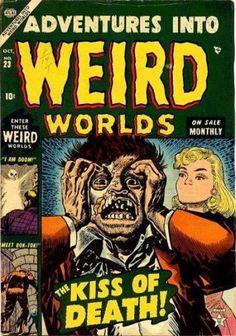 Adventures into Weird Worlds (Volume) - Comic Vine