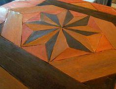Faux Wood Inlay Tutorial
