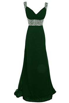 Sunvary Sequin Chiffon Bridesmaid Dresses Evening Prom Gowns Long Mother of the Groom Dress US Size 2- Dark Green Sunvary http://www.amazon.com/dp/B00M92YTAE/ref=cm_sw_r_pi_dp_yriaub187DCFC