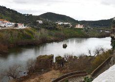 Río Guadiana a su paso por Mertola.Fickr ¡Para compartir fotos!