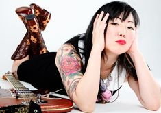 """I don't think I'm gay. I don't think I'm straight. I think I'm just slutty. Margaret Cho, Inspirer Les Gens, Person Of Color, Body Love, Monologues, Body Image, Human Rights, Comedians, Role Models"