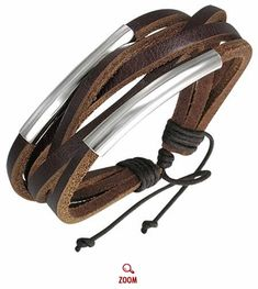 Bali Leather Bracelet