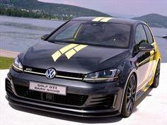 Volkswagen GTI Dark Shine con 390 caballos