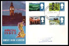 1966 British Landscapes