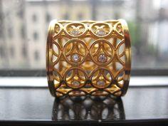 Norte Ring with Diamonds www.noonyay.com