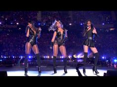 If you'd like to wisely spend your Super Bowl half time.  Beyoncé - Super Bowl [4K Quality 2160p] - YouTube