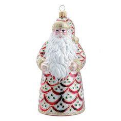Kurt Adler David Strand Regency Santa Christmas Ornament #Kohls #holiday #decor
