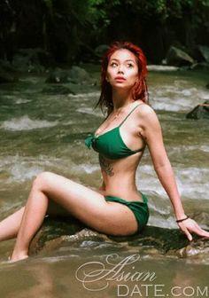 Thai member Chunpeng from Liuzhou, 30 yo, hair color Black Asian Singles, Singles Online, Hair Color For Black Hair, Bikinis, Swimwear, Lady, Fashion, Bathing Suits, Moda